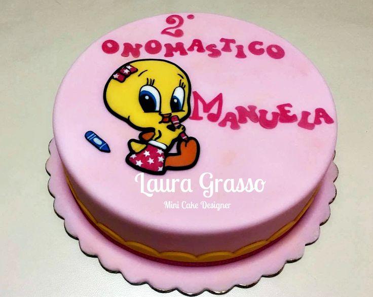 Dummy cake per l'onomastico di Manuela