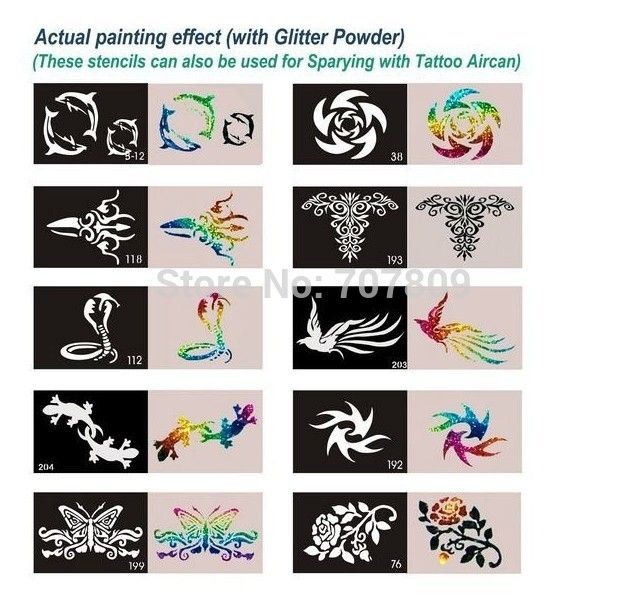 Henna Tattoo Kit Hobby Lobby : Best images about facepaint on pinterest face