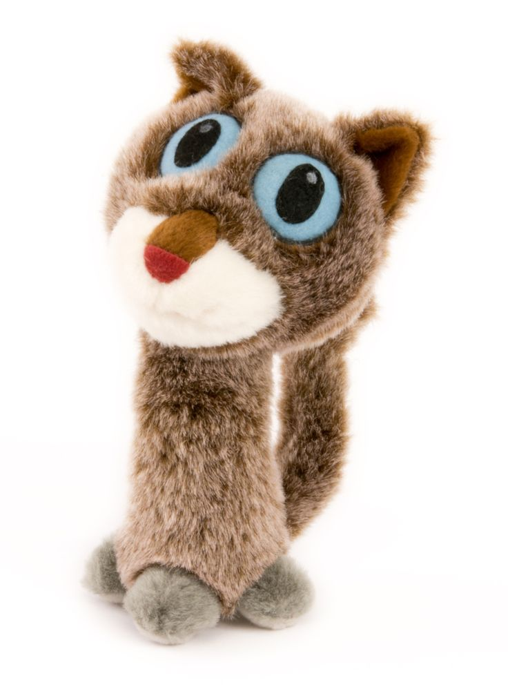 Zabawki dla Psów http://www.petstation.pl/pluszowy-kotek-cutezy-petface.html
