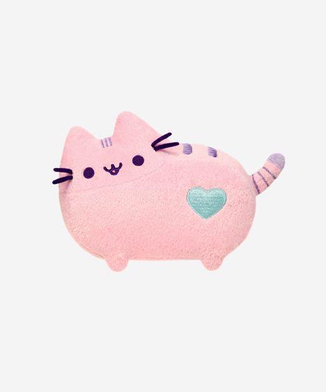 Pastel Pusheen plush toy (pink)