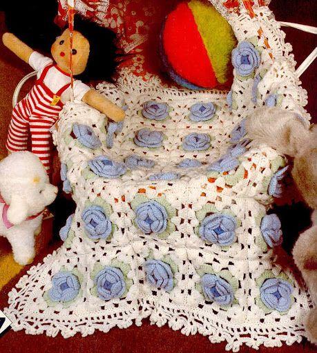 Receita de Crochê Infantil: Abril 2015
