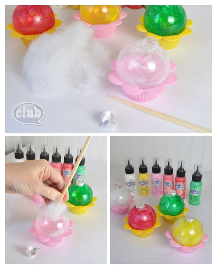 Cupcake holiday ornament tutorial tween craft ideas for for Holiday crafts for tweens