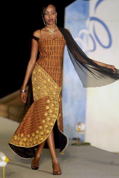 Modern African Women Fashion