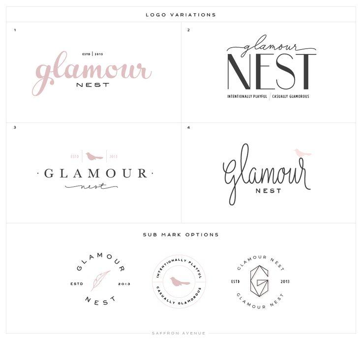 20 best L o g o images on Pinterest Branding Brand design and