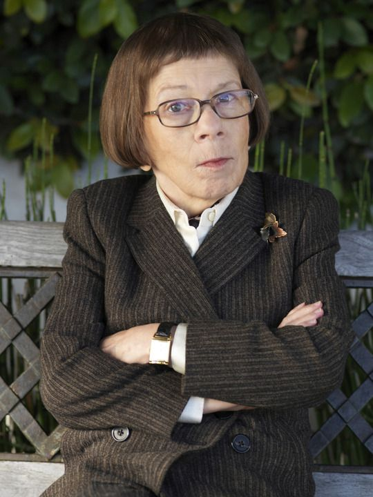 Cool : Hetty Lange NCIS : Los Angeles { LOVE }