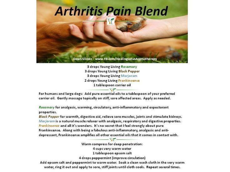 Frankincense arthritis