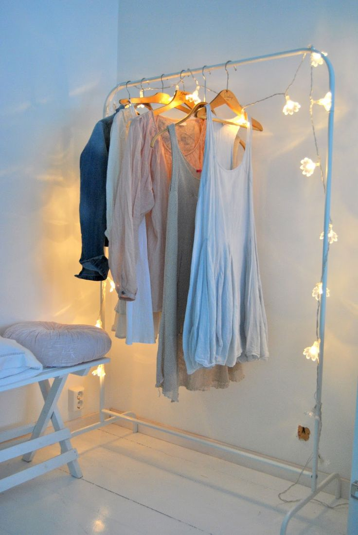 25 Best Ideas About Clothes Rack Bedroom On Pinterest