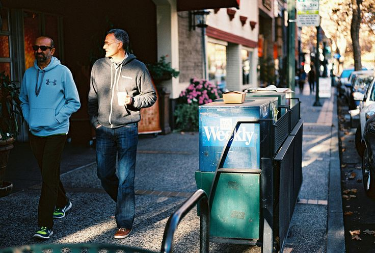 Street Snap@Palo Alto