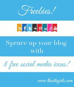 Free Social Media Icons Download   8 Free Social Media Logos