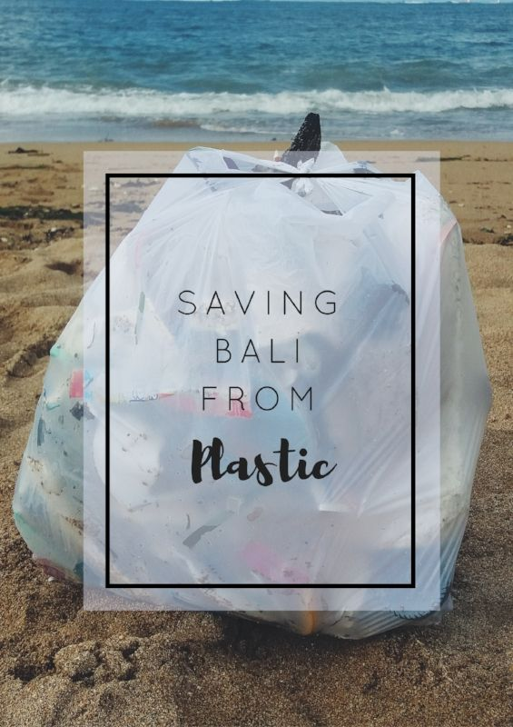 What to do in Bali? Join a beach cleanup and help keep the island beautiful…