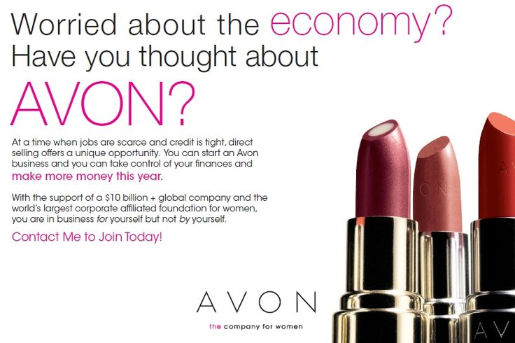 Working with avon, works around you Whether you're looking to meet new people, try Avon products or build your own business, we'll make it our mission to help you achieve it.