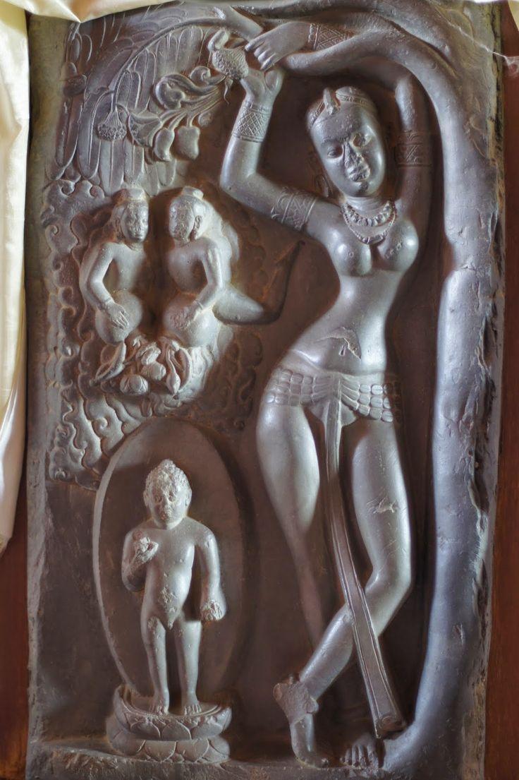 Birth of the Siddhartha | Library of LIRI(The Lumbini International Research Institute), Nepal ©photo_13' 0906, soosoo