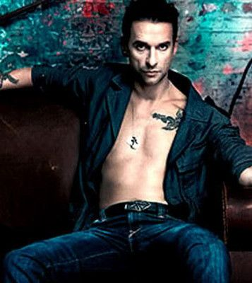 Dave Gahan - um yes please