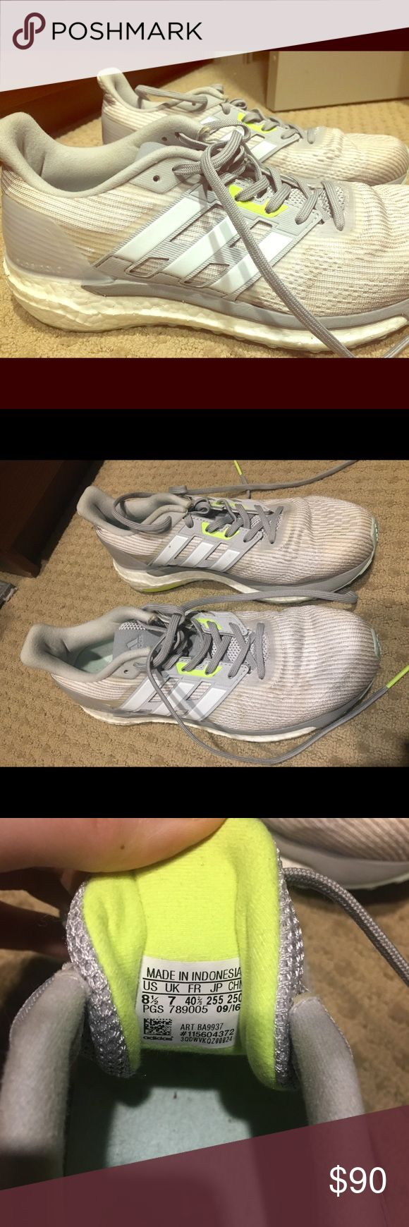 Women's Adidas Ultra Boosts size 8.5 Brand new, worn once. adidas Shoes Athletic Shoes