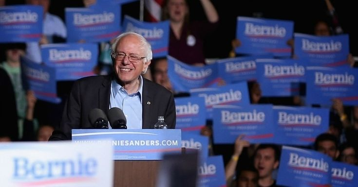 Cast in a New York Times op-ed published late Tuesday evening, Sen. Bernie Sanders issued a stark warning to the Democratic Party leadership that if they don't wake up to the profound dissatisfaction of the poor and working classes in the United States, they may very well wake up to a similar shock experienced by many in the United Kingdom last week when a majority—fueled largely by financial frustrations—chose to leave the European Union.