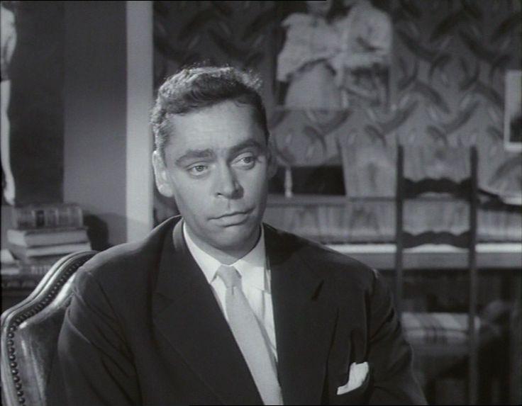 som Munk financieren og fabrikant, i Pigen og vandpytten fra 1958.