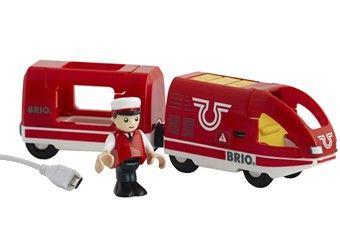 Aufladbarer BRIO Zug (USB)