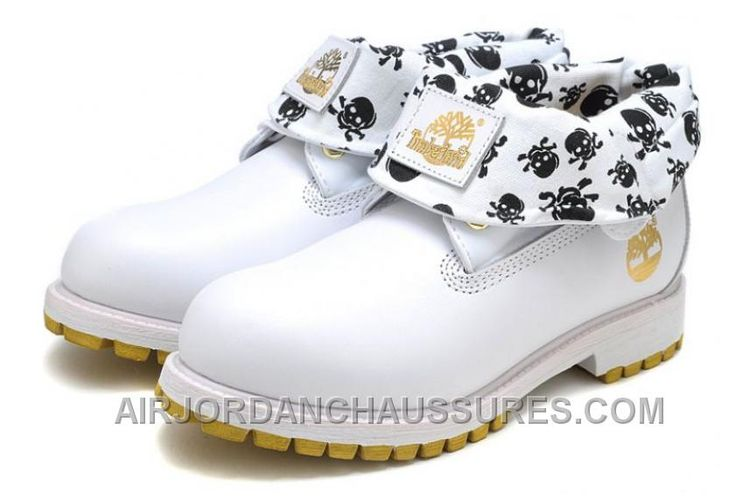 http://www.airjordanchaussures.com/womens-timberland-roll-top-white-boots-on-sale-hot-bm4bg.html WOMENS TIMBERLAND ROLL TOP WHITE BOOTS ON SALE HOT BM4BG Only 113,00€ , Free Shipping!