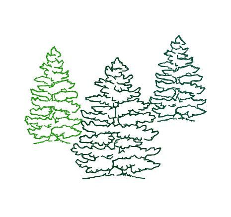 ****Available for Instant Download****  Machine Embroidery File that will be great for your next tote bag, pillow, or room decor project. Three different designs, fir tree trio, mountains only and mountain landscape (both as pictured). File Details:  Landscape (as pictured): Stitches: 3,650 Design measures approximately 4.5 x 5.5 (114mm x 140mm) Large Hoop 9.5 x 6  Fir Tree Trio: Stitches:2,400 Design measures approximately 3.0 x 3.75 (76mm x 95mm) Large Hoop 9.5 x 6  Mountain Only…
