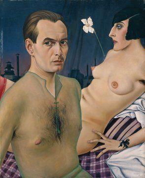 New Objectivity: Modern German Art in the Weimar Republic, 1919–1933   LACMA - Christian Schad