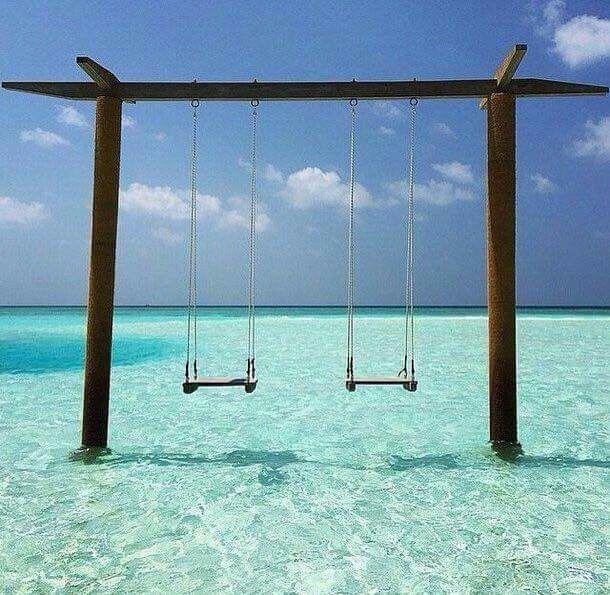 Bali - Ocean Swings