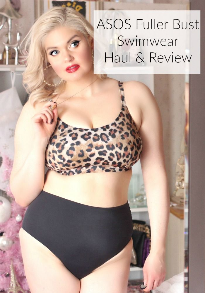 Beauty Fuller Swimwear Starlet Asos Haulamp; Bust ReviewEveryday L543RAj