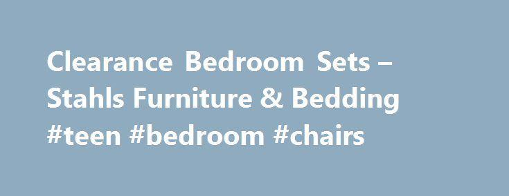 Clearance Bedroom Sets – Stahls Furniture & Bedding #teen #bedroom #chairs http://bedrooms.remmont.com/clearance-bedroom-sets-stahls-furniture-bedding-teen-bedroom-chairs/  #clearance bedroom sets # Stanley, Vintage5 Piece King Bedroomking panel bed, dresser, mirror, chest and night tableMSRP $9,069Clearance $4,497 Thomasville, Bridges 2.0 queen 5 piece bedroomQueen bed, dresser, mirror, chest [...]