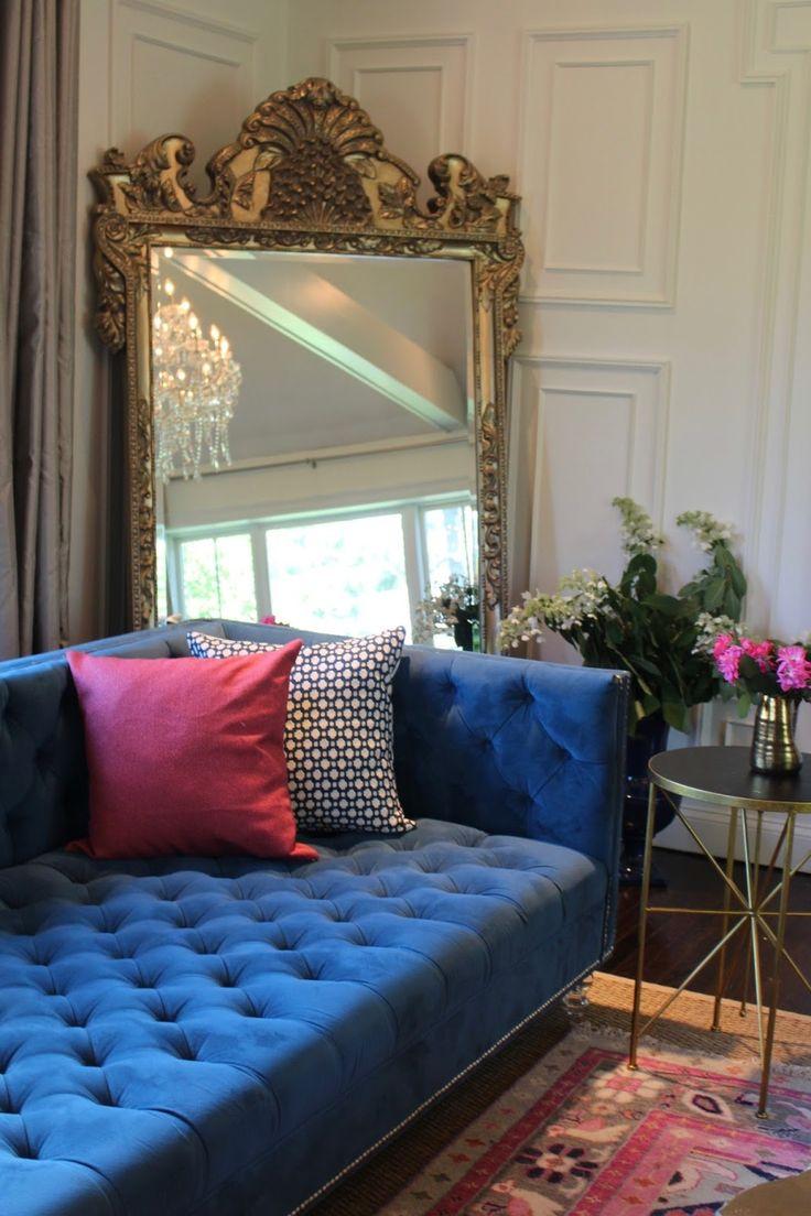 Family Room Full Reveal Interiors Pinterest Room
