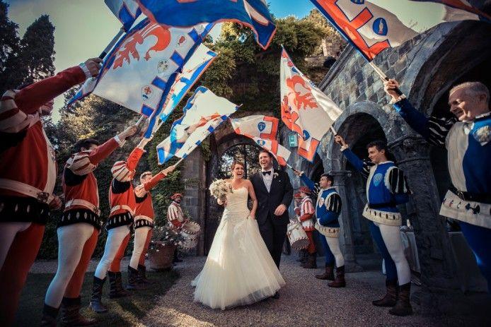 A Fairy Tale Wedding inspiration. #weddingintuscany #weddinginspiration #alessiabweddings