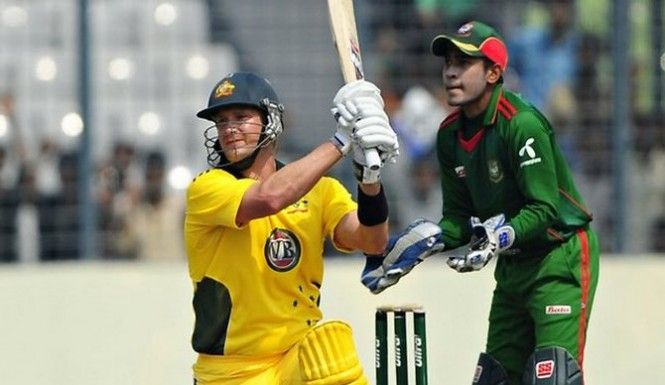 Host Australia and Bangladesh battle it out in the 2015 ICC Cricket World Cup. Make sure you know how to watch it streaming live online.