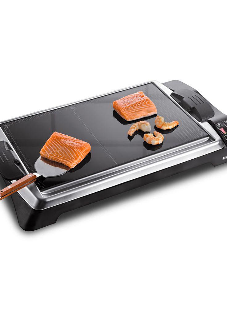 Gastroback Üveglapos Asztali Grill #robotgepek, #gastroback, #grill, #asztaligrill, #teppanyaki