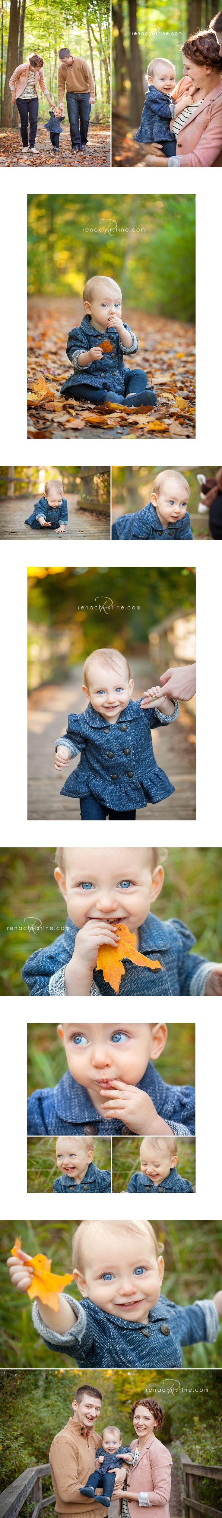 Fall Family Photography | London Ontario Baby Photography | Rena Christine Photography www.renachristine.com
