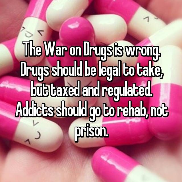 Should party drugs be legalized in the us