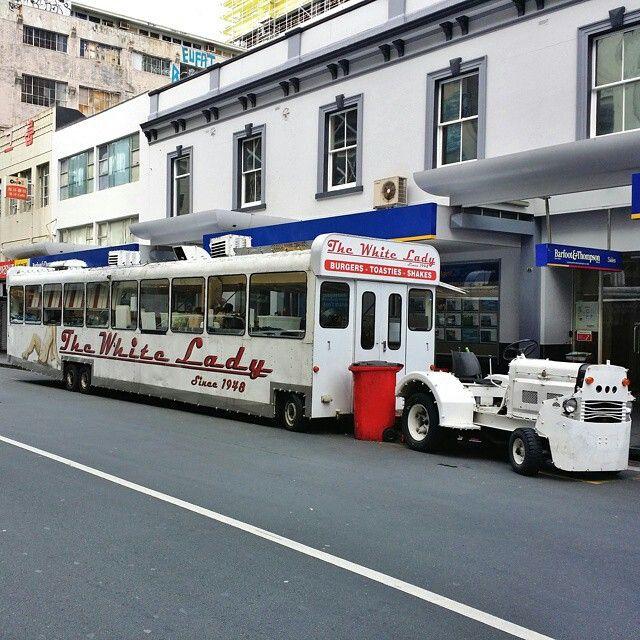 The White Lady a Auckland Icon @nexxster