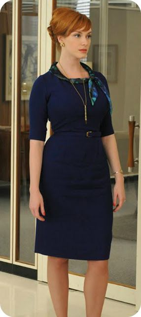 A Stitching Odyssey: Mad Men style files #6 - Joan Harris