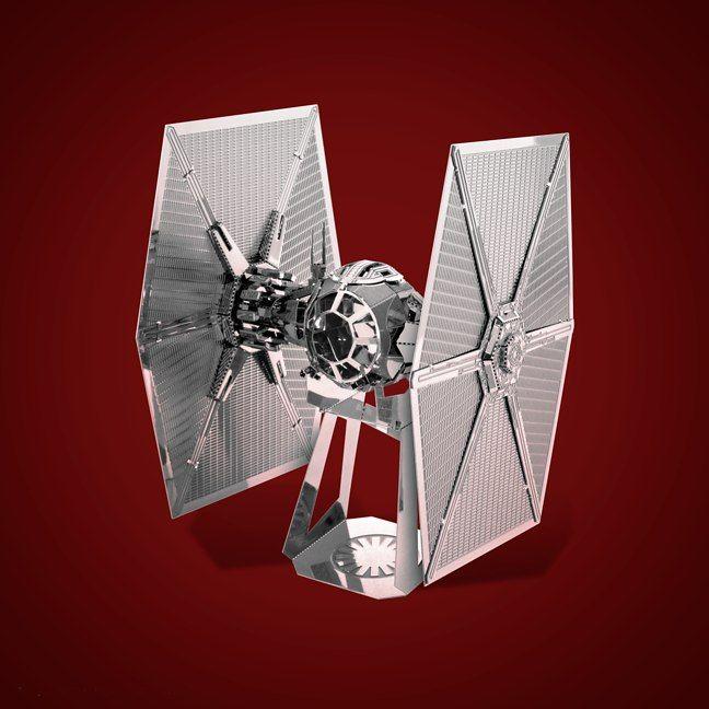 Star Wars: The Force Awakens 3D Metal Model Kits
