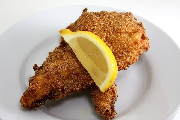 244 best images about soul food southern recipes on for Fried fish recipe cornmeal
