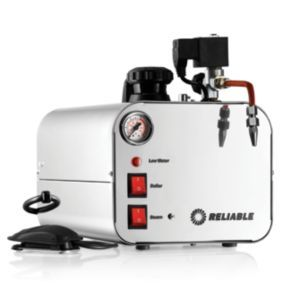 15-1110 / Reliable 5000CJ Jewelry Steam Cleaner