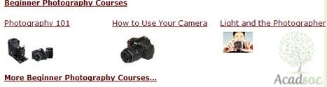Best Free Online Photography Courses | Learn Photography Online