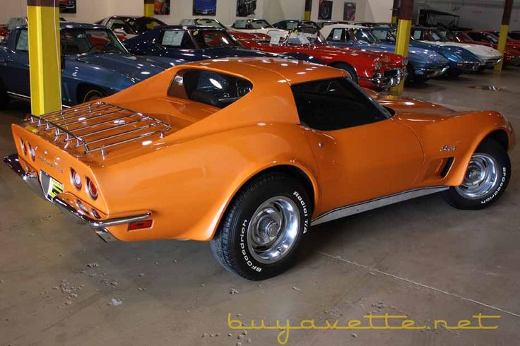 1973 Chevy Corvette