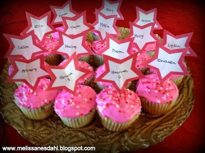 Fill My Cup: Celebrate Your Inner Star: American Girl Party