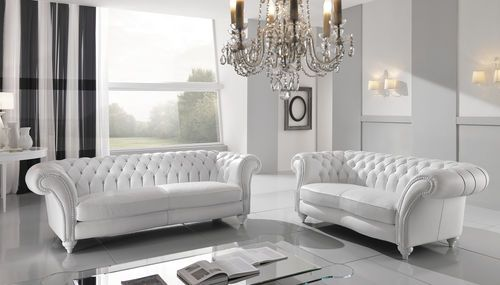 chesterfield classic style sofa ACHILLE MAXDIVANI Max Divani Maxdivani