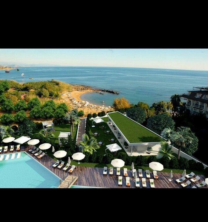 Sunprime Numa Beach, Alanya, Turkiet. Här bor du bekvämt i moderna sviter med balkong eller terrass, de flesta har havsutsikt. Läs mer på http://www.ving.se/turkiet/alanya/sunprime-numa-beach/?utm_source=pinterest&utm_medium=social-media&utm_campaign=sunprime_map