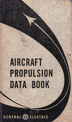 Aircraft Propulsion Data Book in 1957.