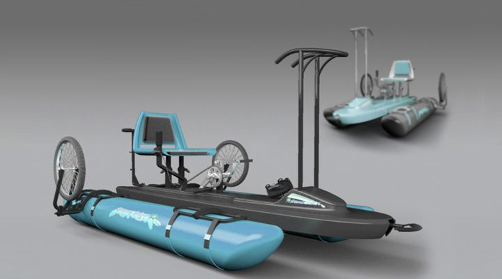 Standardize construction for extended usability, Human Powered Flotation Devices: Design & Engineering by Lumium