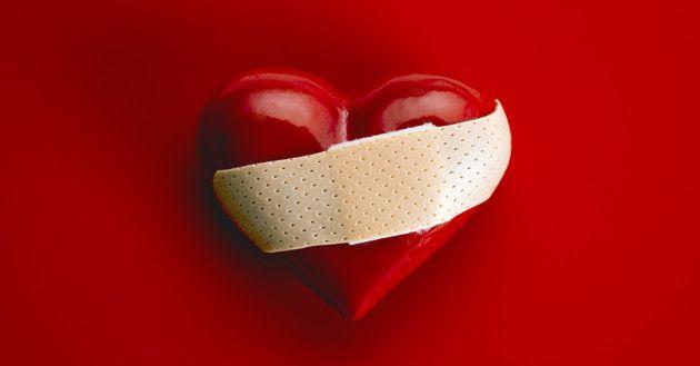 5 maneiras de curar um coração partido
