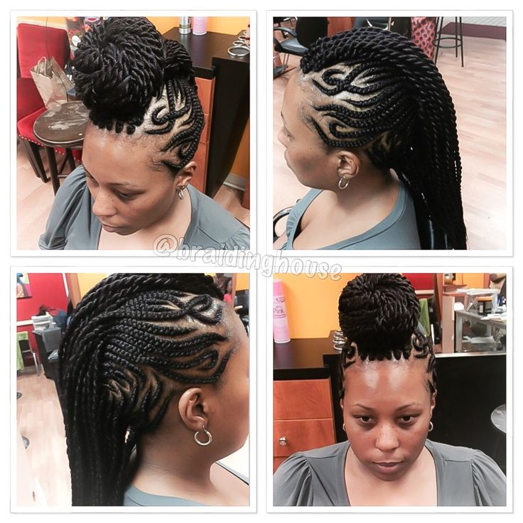protective braid styles for natural hair cornrows mohawk with designs by the braiding house bmore 1998 | 2f39c1a9f0d9cf63a8b4adbb38416941