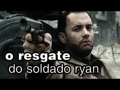 Estudo de cena: O resgate do soldado Ryan e a sutileza das diferenças - YouTube