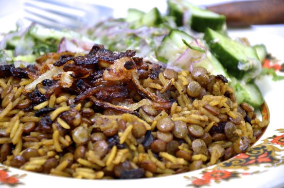 1000+ images about Mejadra on Pinterest   Lentils and rice, Lentils ...