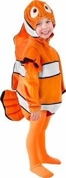 Toddler Nemo Costume...for Macoy, Look's just like him!